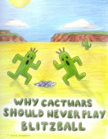 Why Cactuars Should Never... by lauraneato
