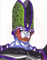 Ultimate Super Perfect Cell AF by DBZ2010
