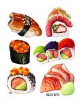 Sushi by AngelaRizza
