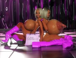 Plastique Fantastique feat. Jess and Dyna by BalloonDolls