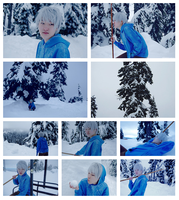 Rise of the Guardians: Jack Frost by rorin25cc
