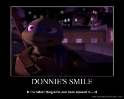 Donnies Smile by Mikichan17