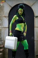 She-Hulk by HeroHotties