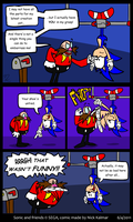 Sonic Comic: Captured-Pt.3 by Piggybank12
