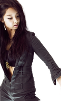 Ji Hyun HUH - 4Minute png by Sellscarol
