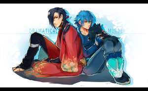 Dramatical Murder by NiwaRIKU89