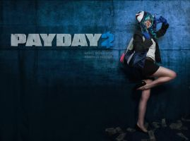 Payday 2 by Krieitor