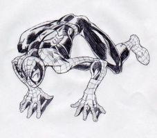 Ultimate Spider-Man by ju5t-bl4z3
