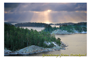Greetings From Sweden by ladiespet