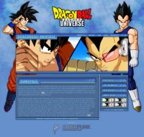 DB Universe v1.0 - Layout by multiCHR0ME