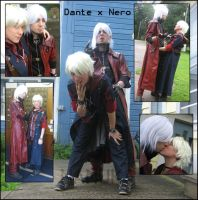 Cosplay :: Dante x Nero :D by Nanuka