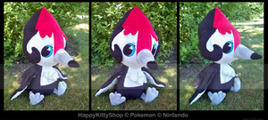 PikiPek Plush by QueenBeePlush