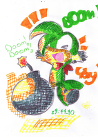 OHS004 - Boom! Boom! by Camichuriin