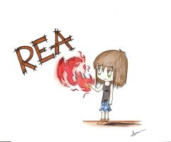 Rea by DesperateArt