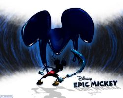 Epic Mickey (Logo) by AleNintendo
