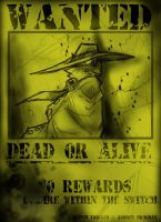 Wanted: Dead or Alive by AndrewDickman