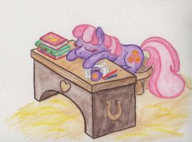 Cheerilee After School by Airtower