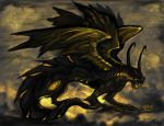 Dralhala - The Great Wyrm by LanerX