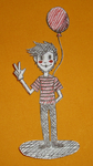 Don't Starve: Wes by SweetDeiDei