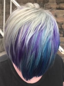 DUSK Hair Color by Anesthetic-X