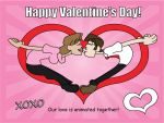 ValentineCustomCartoonCard02 by JK-Antwon