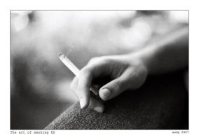 The art of smoking 02 by ESDY
