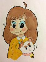 Bee and Puppycat by Ao-No-Lupus