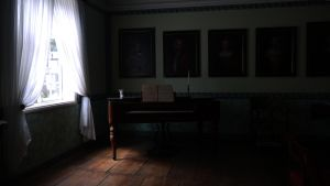 The piano room 2 by Dragoroth-stock