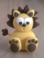 Lion fimo by bimbalove81