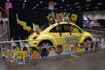 Megacon 2016 - Pikabelle's Car by NekoHybrid