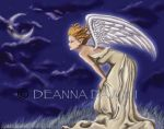 Angel of Enlightment by deanna23