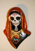 Muertos Mary 4 by calaverasApparel