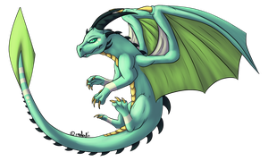 Dragon Adopt - Adopted by Feralx1