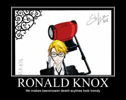 ronald knox by Cielcplay