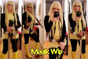 WIP: Magik by SugarBunnyCosplay