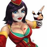 Moon Moxxi by SCPArt