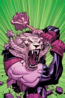 BATTLE BEAST by RyanOttley