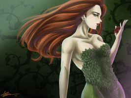 Poison Ivy by Darkbutterfly137