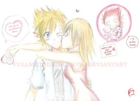 Happy V-Day: RoxasxNamine by Fullmetal-Illusion