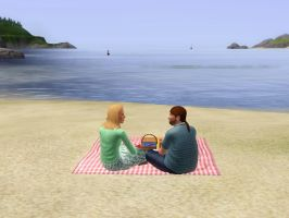 Hurley and Libby Remember Sims by pudn