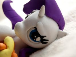 Scared-y Filly 3 by dustysculptures