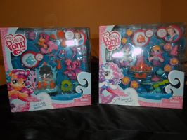 Rare Ponyville Merpony Sets-For Sale by VampyKit