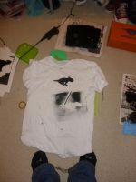 Screen printing - Attempt one by moon-glaze
