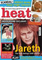 Heat Magazine Labyrinth Style by wizzcat