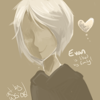 Evan Quickie by ThatOneGeek