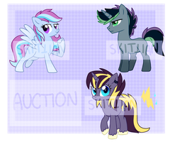 MLP AUCTION CLOSED by Skittian