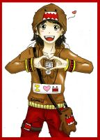 I heart Domo by MisoSoup95