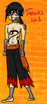 CCJ: Tatsuo - Level 1 by Scary-Scarecrow