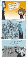 KH II Spoof: unorganization by jojo56830