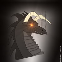 Dragon of Fury by IrvNation